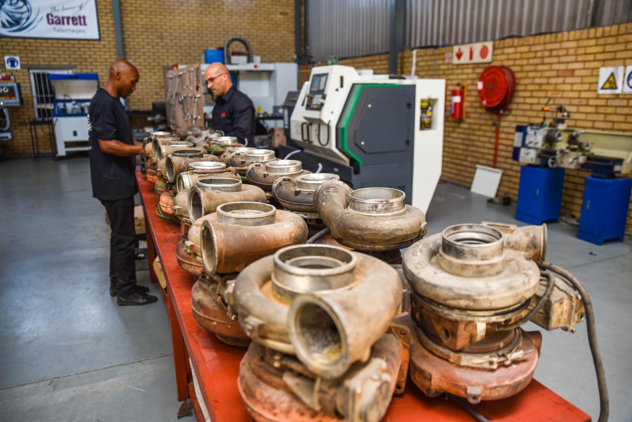 Turbocharger Repairs